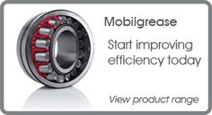 Mobil Grease start improving efficiency today. www.ptmau.com