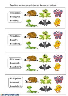 Learning English For Kids, English Worksheets For Kids, English Lessons For Kids, Kids English, Learning Time, English Class, Learn English, Reading For Beginners, English For Beginners
