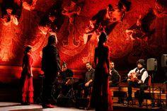 Flamenco at the Palau de la Musica - http://bcn4u.com/flamenco-at-the-palau-de-la-musica/