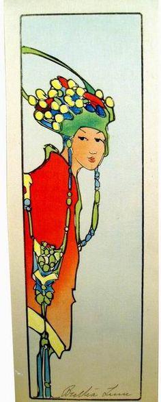 Woodblock prints (Estampes) :: Chinese Hat