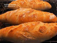 Cozinha Ousada: Pão