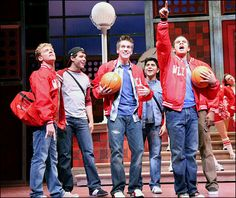 PHOTO CALL: High School Musical, with Bailey Hanks, at Paper Mill Playhouse | Playbill