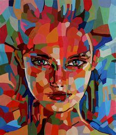 Noemi Safir ARTIST - Portraits paintings