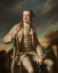 The Honourable John Smith-Barry Francis Cotes, R.A. Tabley House Collection (Cheshire)