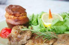 La piadina romagnola con pollo mais ed insalata   SECONDI PIATTI la