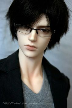 Beautiful Handsome Male Doll