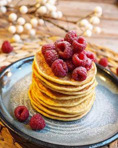 meglerfru1 – Lapper/pannekaker (lavkarbo) Keto, Lchf, Pancakes, Bacon, Food And Drink, Breakfast, Desserts, Diabetes, Alternative