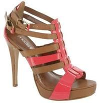 These are so cute with a splash of coral...