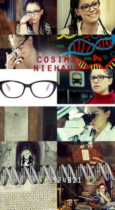Cosima #OrphanBlack