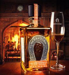 Tequila Herradura on Behance