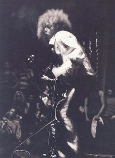 MC 5 at the Gillmor East, 1968.