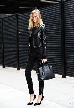 How to Effectively Dress Like a New Yorker  - HarpersBAZAAR.com