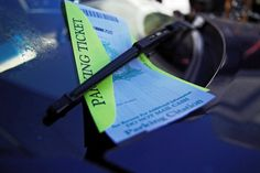 If you are having trouble finding parking near the beach, you could save one of your old parking tickets and use it on your windshield to avoid getting a new one. | 16 Beach Hacks That Will Save Your Summer