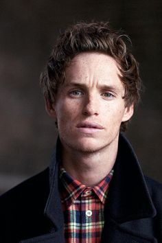 What can I say, I'm a sucker for a furrowed brow. (Eddie Redmayne)