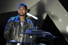 Miguel rehearsing for GRAMMY Nominations yesterday. Don't miss his performance tonight at 10pm ET on CBS!