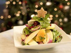 Receta de Ensalada de Árbol de Navidad