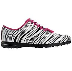 FootJoy Womens Tailored Collection Spikeless Golf Shoes Closeout 7 BM US ZebraFuchsia 91652 >>> Visit the image link more details. (This is an affiliate link) Spikeless Golf Shoes, Womens Golf Shoes, Girls Golf, Ladies Golf, Shoe Tailor, Cheap Online Shopping, Cleats, Fashion Forward, Lady