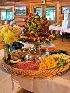 Precious Tips for Outdoor Gardens - Modern Appetizers Table, Wedding Appetizers, Wedding Appetizer Table, Appetizer Table Display, Catering Buffet, Catering Display, Catering Ideas, Catering Food, Party Food Platters