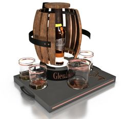 Glenfiddich Display