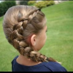 Pictures : How to Style Little Girls Hair - Cute Long Hairstyles for School - Girls Hairstyle? (cute hairstyles for school long) Girls School Hairstyles, Wedding Hairstyles For Long Hair, Little Girl Hairstyles, Trendy Hairstyles, Braided Hairstyles, Short Haircuts, Girl Haircuts, Prom Hairstyles, Toddler Hairstyles
