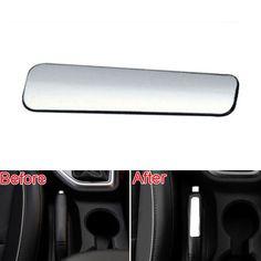 BBQ Chrome ABS Car Interior Hand Brake Handle Decoration Cover Trim Decoration Styling Sticker Fit For Hyundai Chrome Cars, Interior Accessories, Abs, Handle, Decoration, Cover, Sticker, Automobile, Accessories