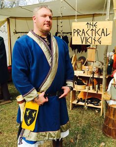 Viking Wool Coat Wool Norse Coat Wool Coat by ThePracticalViking