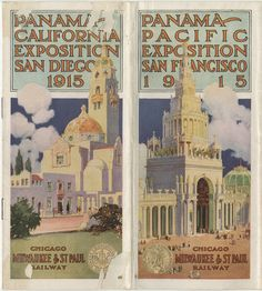 California's expositions, 1915