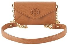 Tory Burch Stacked Envelope Cross-body Clutch in Luggage Brown Pebbled Leather Tory Burch http://www.amazon.com/dp/B00SI06RH4/ref=cm_sw_r_pi_dp_FhJpvb1NTGTZ3