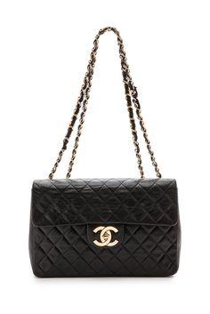 414d7c3cf77c01 Chanel Maxi 2.55 Bag #classic Chanel Maxi, Chanel Fashion, Chanel Style,  Chanel
