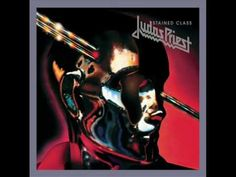 Judas Priest Stained Class Vinyl LP Stained Class is the fourth album by British heavy metal group Judas Priest, released in February It is Used Vinyl Records, Vinyl Lp, Rare Vinyl, Estilo Heavy Metal, Heavy Metal Bands, Rock Album Covers, Classic Album Covers, Thrash Metal, Judas Priest Albums