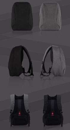 ba616da212 Korsaa Design is raising funds for The Best Anti Theft Everyday Backpack  (Suspended) on Kickstarter! The Berg Backpack is Anti theft