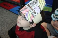 The Tobias Elementary School library hosted children's book author Chris Barton recently, the Explorer PALS, Kinder, 1st, and 2nd-Grade all getting the chance to hear the acclaimed Sulphur Springs, Texas, native talk about what goes into writing a book. Students prepared sharks and trains head crowns to wear to the talk, paying note to the author's humorous book, Shark vs. Train. (photos by Jim Cullen)