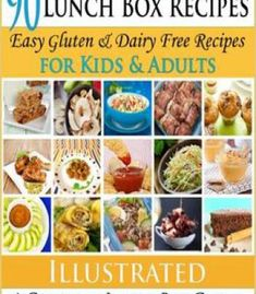 Lunch Box Recipes PDF