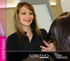 Team creativo Adriano peluqueria