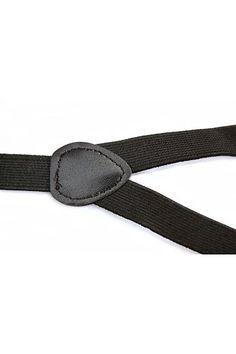 Huismerk Bretels Elastische Y-Shape Zwart http://www.ovstore.nl/nl/bretels-elastische-y-shape-zwart.html
