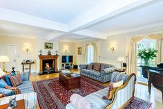 The house, which is being sold for only the third time since the Second World War, is on the market for £1.825 million through estate agents Strutt & Parker