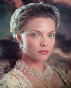 """Michelle Pfeiffer as Madame de Tourvel in """"Dangerous Liaisons""""."""