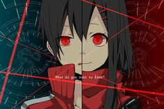 Ayano and Shintaro from Kagerou Project <3