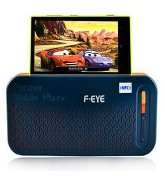 FEYE Bluetooth Speakers,a compact device designed to play vibrant and natural sound by connecting wirelessly. It can connect to your smart phones, laptop and almost with all devices that has Bluetooth connectivity application. Bluetooth speaker enables your music enjoyment in the garden, at tares or on a picnic in massive and natural sound.FEYE Provide a latest and best range of Bluetooth Speakers india.