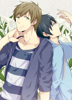 (Free!) I ship them. So. Freaking. Hard. You don't even know.