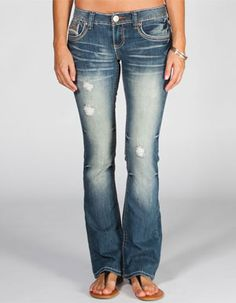 07e0962b32a AMETHYST JEANS Series 31 Short Length Womens Bootcut Jeans My Jeans