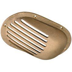 "Perko 8"" x 5-1/8"" Scoop Strainer Bronze MADE IN THE USA - https://www.boatpartsforless.com/shop/perko-8-x-5-18-scoop-strainer-bronze-made-in-the-usa/"