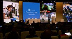 #CSS #WebDev Announcing the Windows 10 Creators update! Follow the #MicrosoftEvent stream live:  http://pic.twitter.com/JAsicYfhx1   JS.Pro_Lag (@Pr0languages) October 26 2016