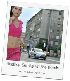 Running Safety on the Roads
