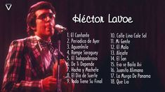 Héctor Lavoe Sus Mejores Éxitos My Yoga, Yoga Flow, Salsa Music, Latin Music, Romance, Musical, Karaoke, Music Videos, Youtube