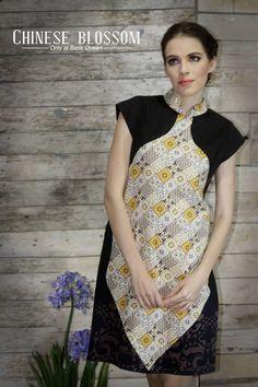 BQ Oriental Get your oriental batik only @BATIK QUEEN www.batikqueen.com WA…