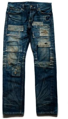Uncommon jeans are always the best look by far.