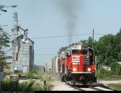 RailPictures.Net Photo: BLOL 7591 Bloomer Line EMD GP9 at Chatsworth, Illinois by Chris Lastovich