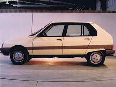 OG | 1981 Citroën Visa Mk2 | Pre-production model from Heuliez