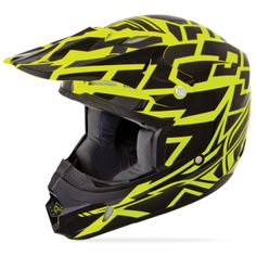 Fly Racing Kinetic Block Out Helmet Solid Matte Black